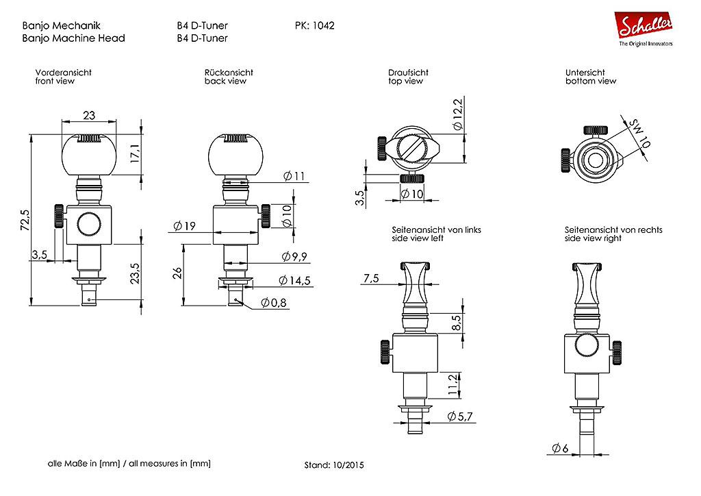 B4-D-Tuner図面