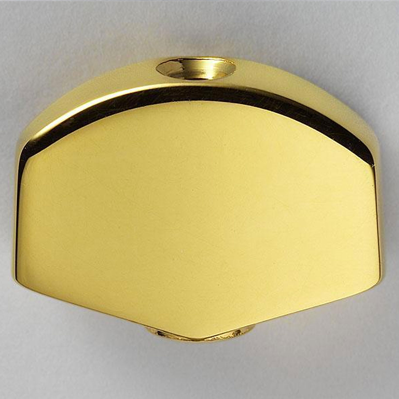 Large Metal Button M6 GO (1set) / No.2G (1set)
