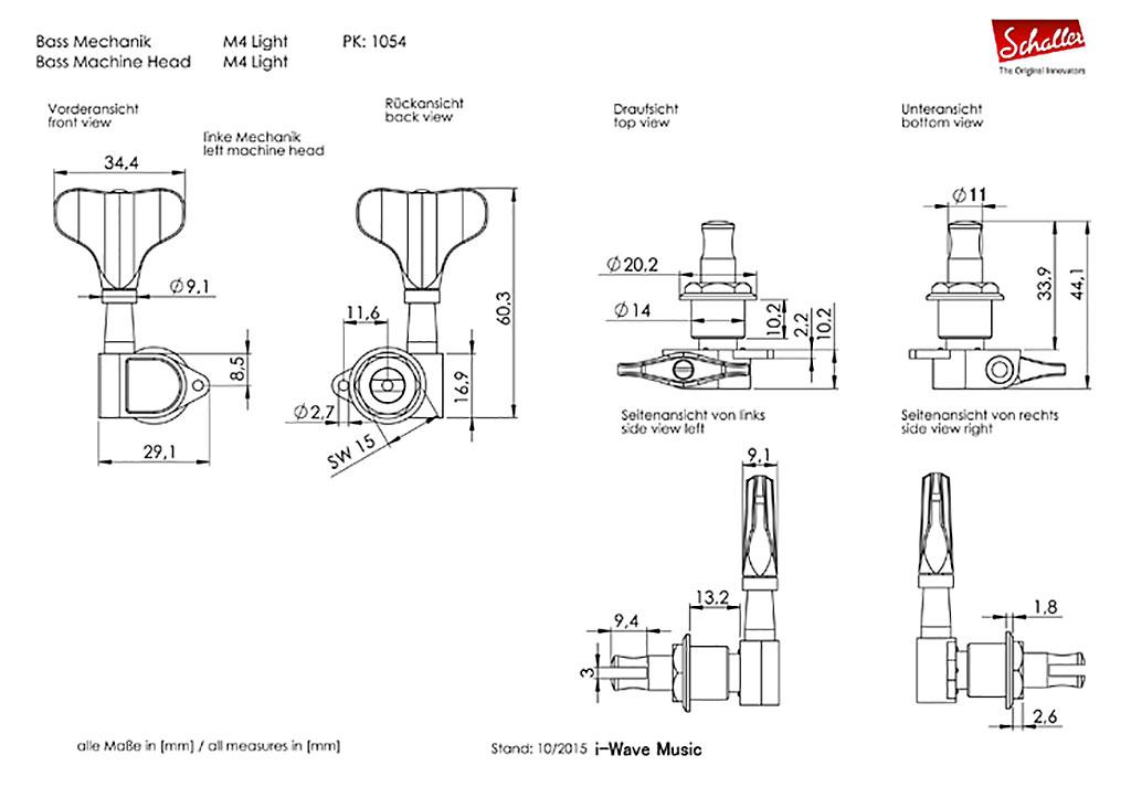 M4-90-Light図面