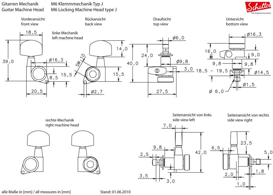 M6-135Locking6L図面