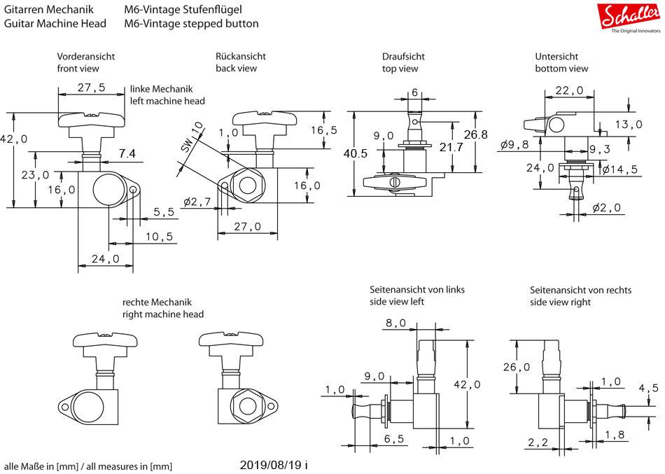 M6Vintage図面