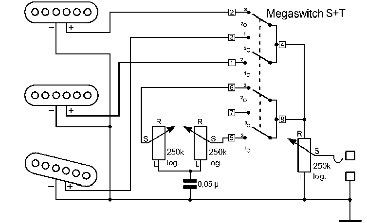 Mega Switch S 3Way (for ST)