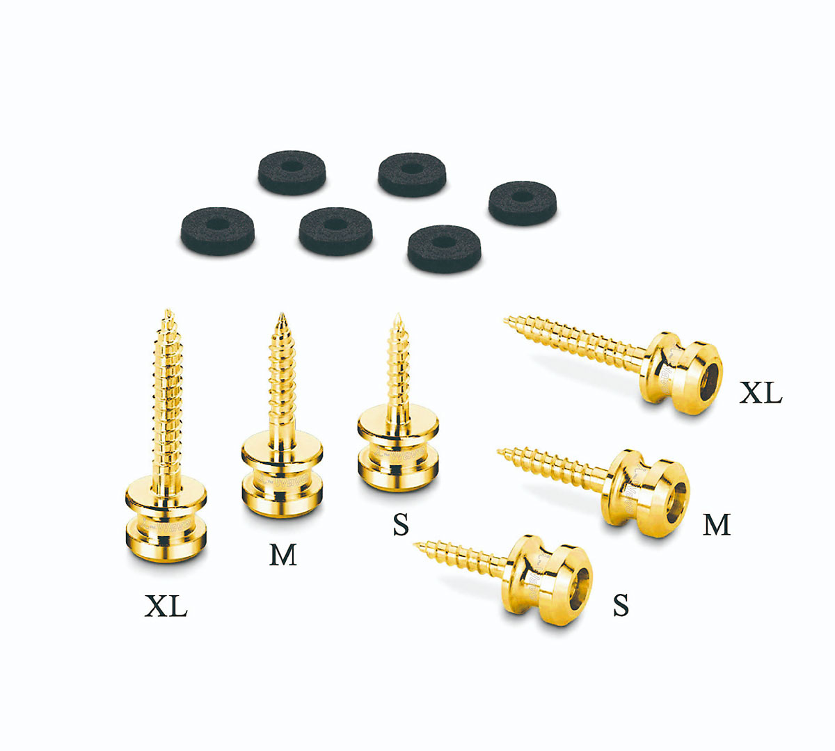 S-Locks Strap Pin XL GO