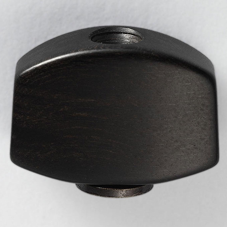 Small Ebony Button M6 (1set) /Small Ebony No.6
