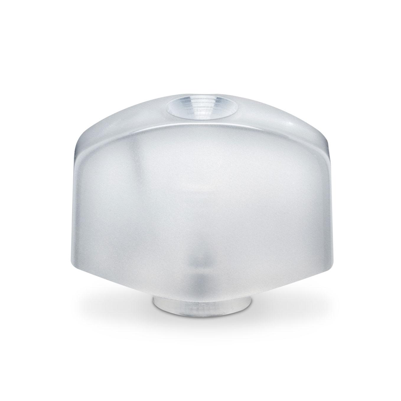 Small Perloid Button M6 (1set) /Small Acrylic No.4