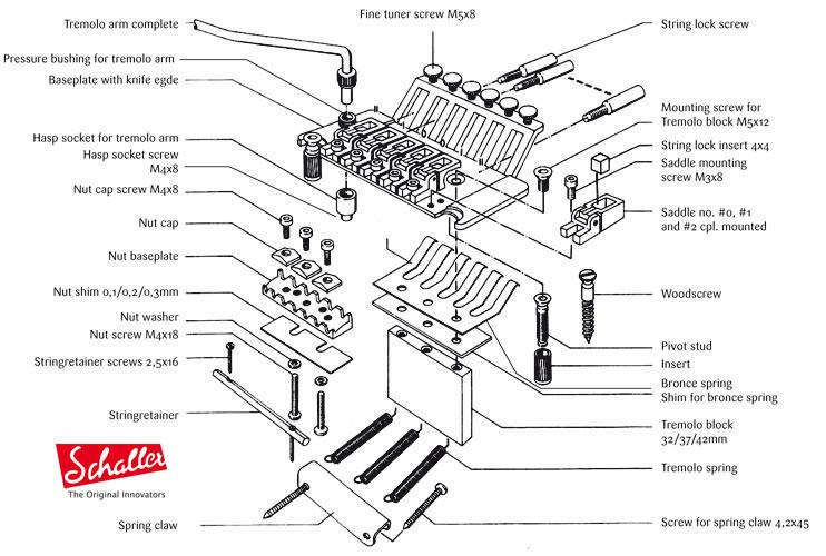 String Retainer図面