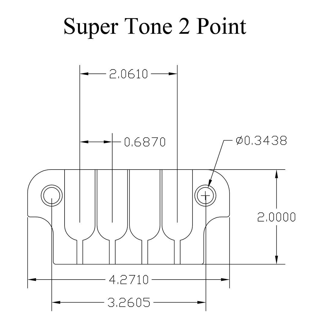 SuperTone-2-Point-C2図面