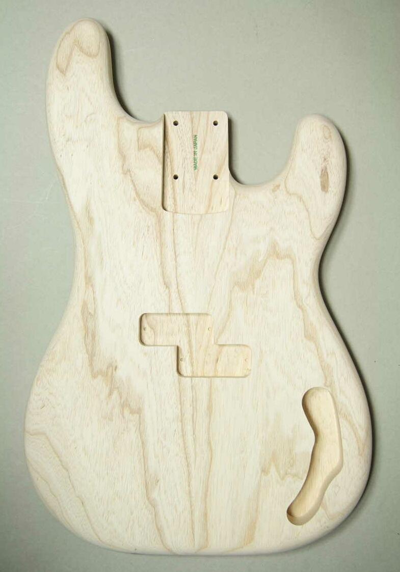 Unfinished Body PB Light Ash 3P